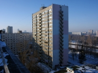 Togliatti, Yubileynaya st, house 37. Apartment house