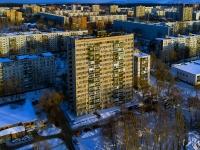 Тольятти, улица Юбилейная, дом 49. многоквартирный дом