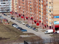 Togliatti, Yubileynaya st, house 75. Apartment house