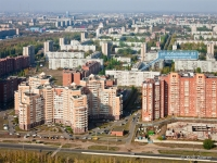 Togliatti, Yubileynaya st, house 83. Apartment house