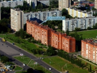 Togliatti, Yubileynaya st, house 85. Apartment house