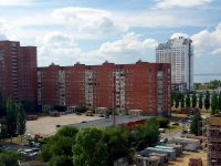 Togliatti, Yubileynaya st, house 89. Apartment house