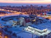 Тольятти, дом/дворец культуры Дворец культуры, искусства и творчества (ДКИТ), улица Юбилейная, дом 8