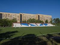 """соседний дом: ул. Юбилейная, дом 6Б. стадион """"Спутник"""""""