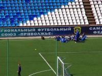 "Togliatti, sport stadium ""Спутник"", Yubileynaya st, house 6Б"