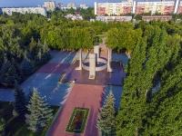 соседний дом: ул. Юбилейная. парк Победы