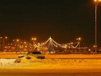 Тольятти, праздничная площадка Новогодняя ёлкаулица Юбилейная, праздничная площадка Новогодняя ёлка