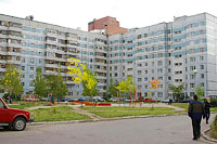 Togliatti, Yuzhnoe road, house 27. Apartment house