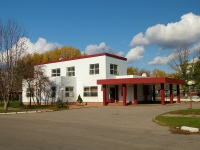 neighbour house: road. Yuzhnoe, house 28 с.1. office building