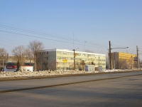 Togliatti, multi-purpose building Тольяттинское троллейбусное управление, Yuzhnoe road, house 28