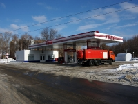 "neighbour house: road. Yuzhnoe, house 20А. fuel filling station ""ТНПС"""