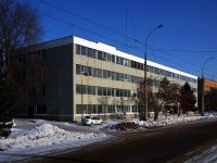 Togliatti, multi-purpose building Тольяттинское троллейбусное управление, Yuzhnoe road, house 28