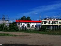 Тольятти, Южное шоссе, дом 14 с.4. магазин Атлетик, Тольяттинский завод прицепов