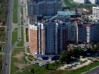 Togliatti, Yuzhnoe road, house 15. Apartment house