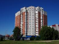 Тольятти, Южное шоссе, дом 15. многоквартирный дом