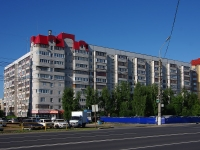 Тольятти, Южное шоссе, дом 19. многоквартирный дом