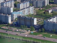 Togliatti, Yuzhnoe road, house 43. Apartment house