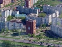 Togliatti, Yuzhnoe road, house 49. Apartment house