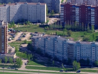 Togliatti, Yuzhnoe road, house 67. Apartment house