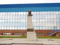 Togliatti, monument Бюст В.Н.ПоляковаYuzhnoe road, monument Бюст В.Н.Полякова