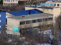 Тольятти, улица Ярославская, дом 8 с.5. производственное здание