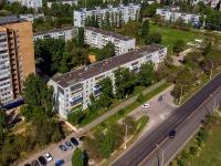 Тольятти, улица Ярославская, дом 11. многоквартирный дом