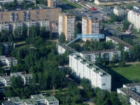 Togliatti, Yaroslavskaya st, house 23. Apartment house