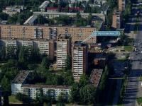 Togliatti, Yaroslavskaya st, house 27. Apartment house