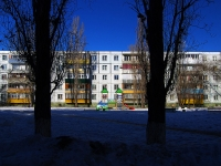 陶里亚蒂市, Yaroslavskaya st, 房屋 41. 公寓楼