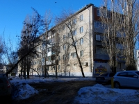 neighbour house: st. Yaroslavskaya, house 43. Apartment house