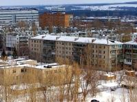 Тольятти, улица Ярославская, дом 45. многоквартирный дом