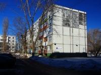 Togliatti, Yaroslavskaya st, house 53. Apartment house