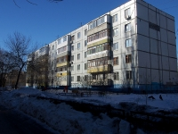 neighbour house: st. Yaroslavskaya, house 57. Apartment house