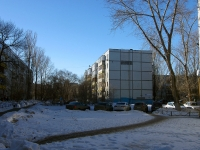 Togliatti, Yaroslavskaya st, house 57. Apartment house