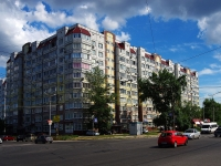 neighbour house: st. Yaroslavskaya, house 10. Apartment house