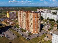 Тольятти, улица Александра Кудашева, дом 110. многоквартирный дом