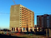 Тольятти, улица Александра Кудашева, дом 102. многоквартирный дом