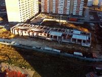 Тольятти, улица Александра Кудашева, дом 39/СТР. строящееся здание