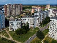 Тольятти, улица Александра Кудашева, дом 116. многоквартирный дом