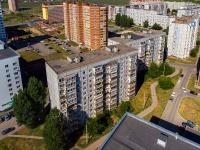 Тольятти, улица Александра Кудашева, дом 118. многоквартирный дом