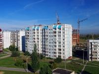 Тольятти, улица Александра Кудашева, дом 120. многоквартирный дом