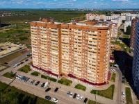 Тольятти, улица Александра Кудашева, дом 106. многоквартирный дом