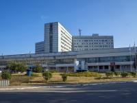 Togliatti, Zdorovya blvd, house 25 к.1. hospital