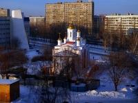 Тольятти, храм в честь великомученика и целителя Пантелеимона, Здоровья бульвар, дом 25 к.14