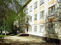 Тольятти, улица Шевцовой, дом 2. офисное здание