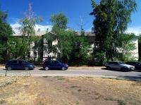 Тольятти, улица Шевцовой, дом 21. техникум Тольяттинский техникум технического и художественного образования