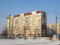 Тольятти, улица Льва Толстого, дом 8. многоквартирный дом