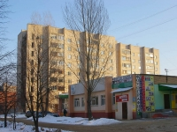 Togliatti, Tolstoy st, house 17. Apartment house