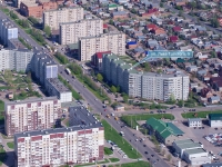 Togliatti, Tolstoy st, house 5. Apartment house