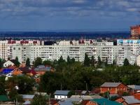 Togliatti, Tolstoy st, house 5. Apartment house